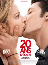 20 ans d'écart |2013 | Film complet en français