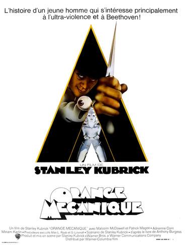 Orange Mécanique |1971 | Film complet en français