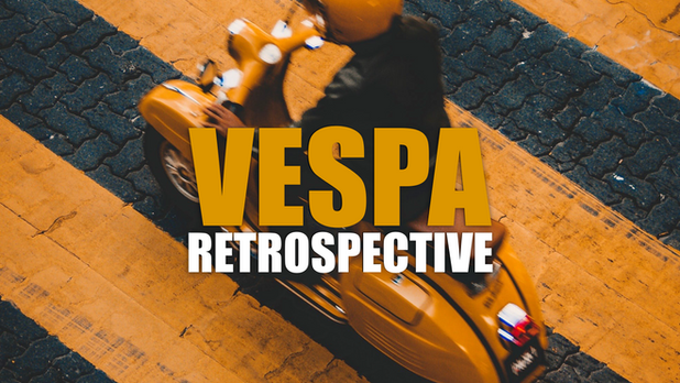 Mikeshake Vespa Retrospective