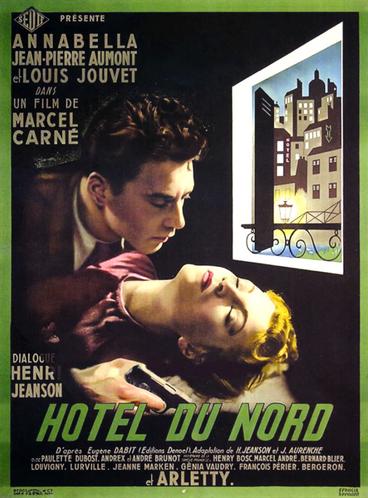 Hotel du Nord  1938   Film complet en français