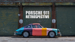 Mikeshake Porsche 911 Retrospective