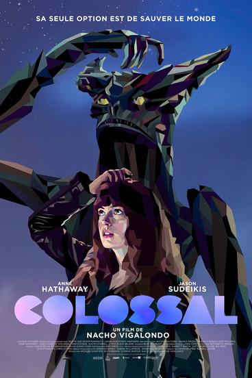Colossal  2017   Film complet en français