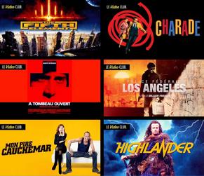 LE VIDEO CLUB DU CINÉPHILE: 6 FILMS, GRATUITEMENT, EN UN CLIC