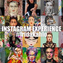 Instagram Experience Frida Kahlo