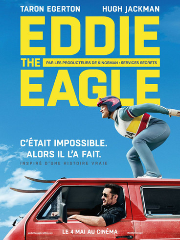 Eddie The Eagle | 2016 | Film complet en français