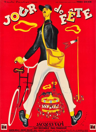 Jour de Fête |1949 | Film complet en français