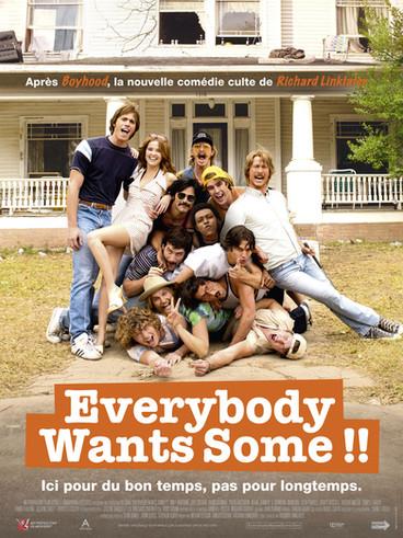 Everybody Wants Some !!  2016   Film complet en français