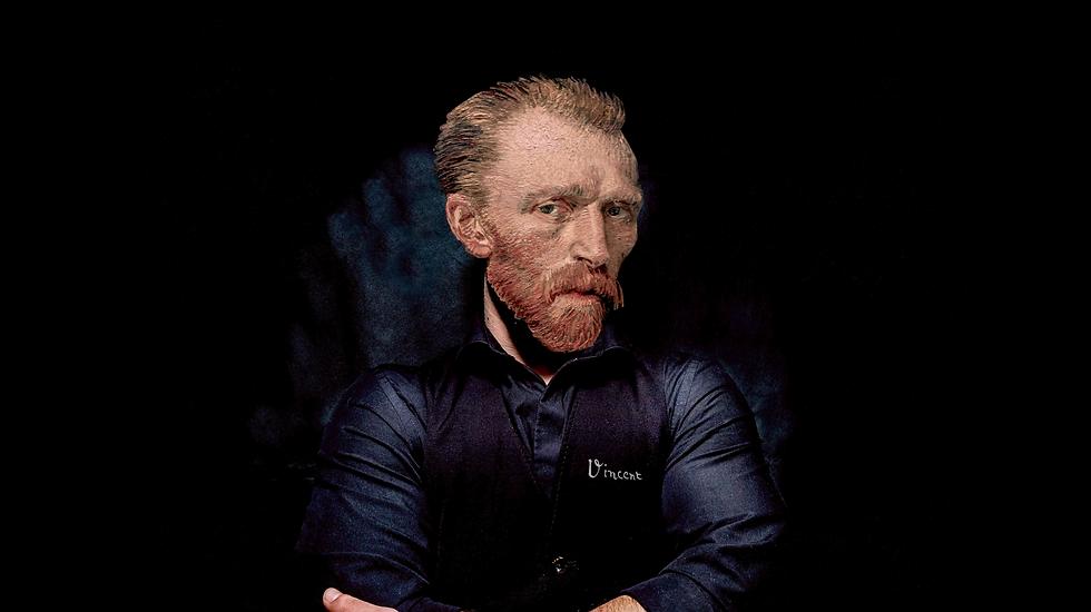 Patchwork Van Gogh