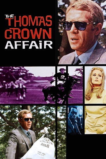 L'Affaire Thomas Crown | 1968 | Film complet en français