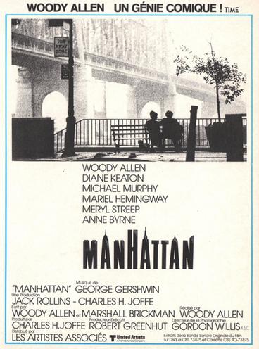 Manhattan |1979 | Film complet en français