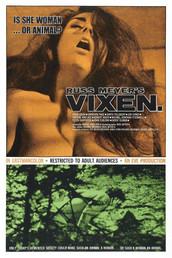 Vixen |1968 | Film complet en français