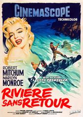 Rivière sans retour |1954 | Film complet en français