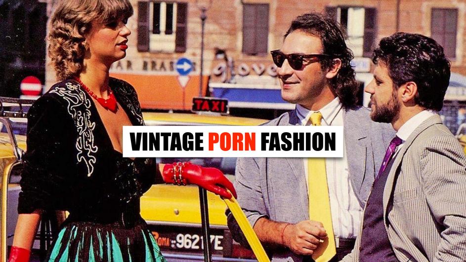 Mikeshake Vintage Porn Fashion