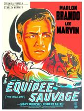 L'Equipée sauvage |1953 | Film complet en français