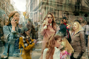 CHRISTIAN STOLL: A NEW YORK SPLIT SECOND