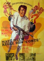 Matt Helm règle son « comte » |1968 | Film complet en français