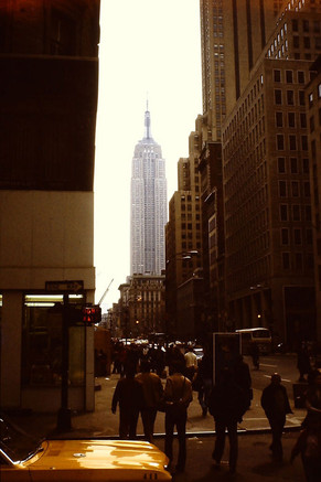 LET'S MAKE A TRIP TO NEW YORK CITY IN 1980