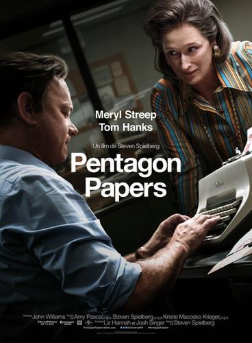 Pentagon Papers  2017   Film complet en français