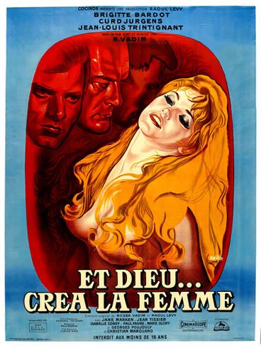 Et Dieu... créa la femme | 1956 |Film complet en français