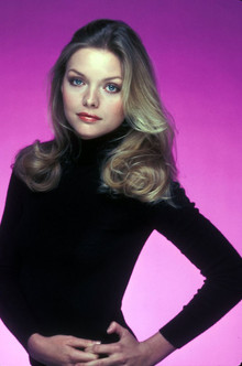 21-Year-Old Michelle Pfeiffer Photographed by Jim Britt, 1979