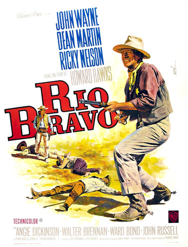 Rio Bravo |1959 | Film complet en français