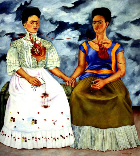 Frida Kahlo - The Two Fridas (1939)