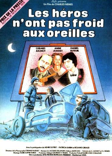 Les Héros n'ont pas froid aux oreilles |1979 | Film complet en français