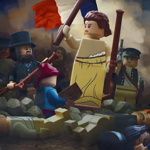 LEE KI-YOUNG: VERSIONS LEGO DE CHEFS D'OEUVRE DE L'ART CLASSIQUE