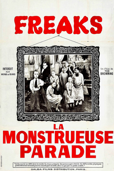Freaks - La Monstrueuse Parade |1932 | Film complet en version originale sous-titrée