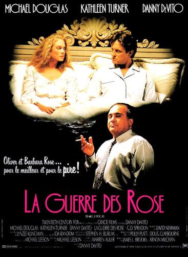 La Guerre des Rose |1989 | Film complet en français