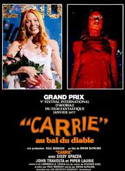 Carrie au bal du diable |1976 | Film complet en français