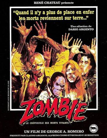 Zombie - Le Crépuscule des morts-vivants |1978 | Film complet en français