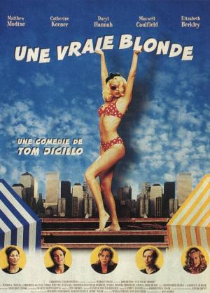 Une vraie blonde  1998   Film complet en français