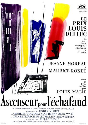 Ascenseur pour l'échafaud |1958 | Film complet en français