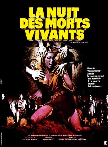 La Nuit des morts-vivants |1968 | Film complet en français