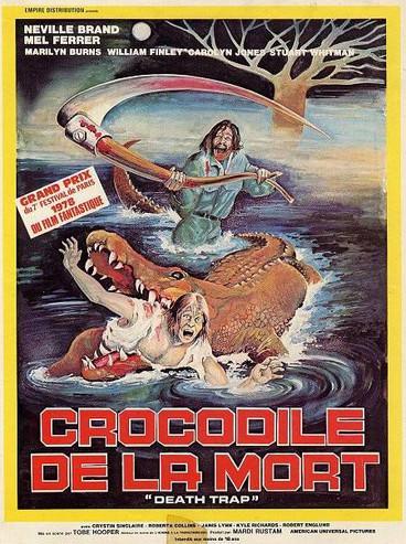 Le Crocodile de la mort |1977 | Film complet en français
