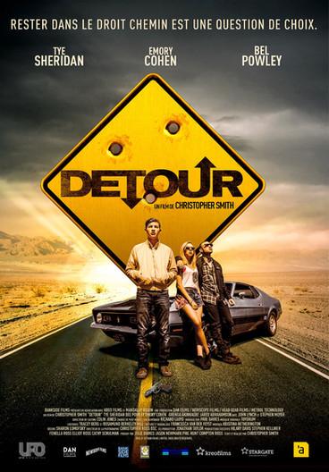 Detour  2016   Film complet en français