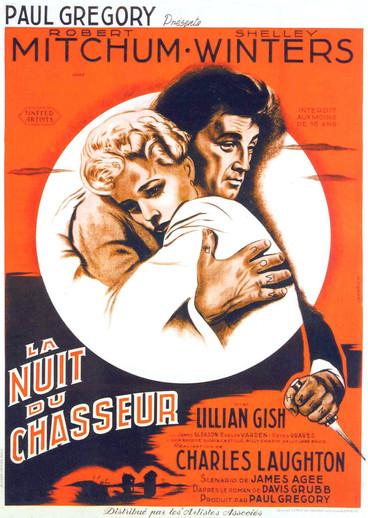 La Nuit du Chasseur |1955 | Film complet en français