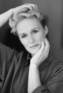 Stunning Portraits of a Young Glenn Close in 1989