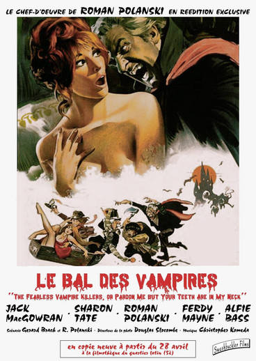 Le Bal des vampires |1967 | Film complet en français