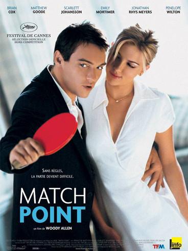 Match Point |2005 | Film complet en français
