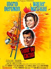 Fleur de cactus |1969 | Film complet en français