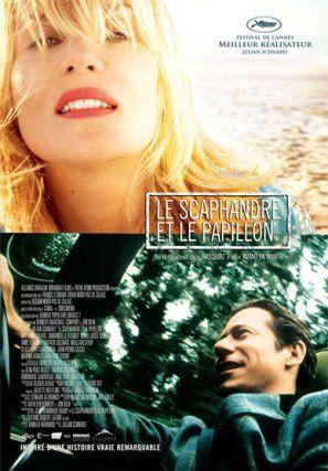 Le Scaphandre et le Papillon  2007   Film complet en français
