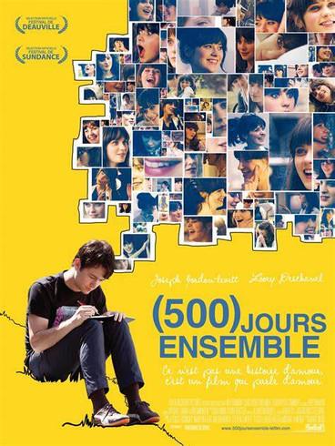 (500) jours ensemble |2009 | Film complet en français