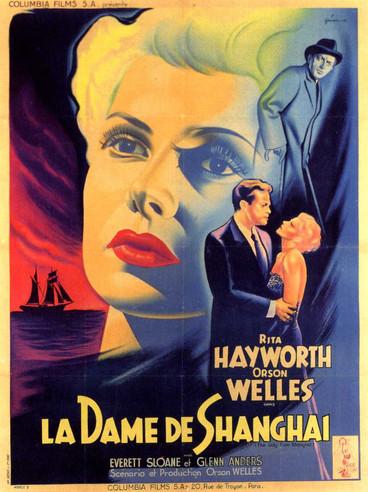 La Dame de Shanghai |1947 | Film complet en français
