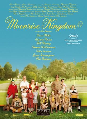 Moonrise Kingdom  2012   Film complet en français