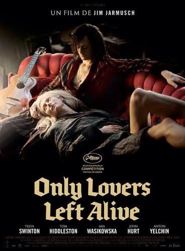 Only Lovers Left Alive  2013   Film complet en français