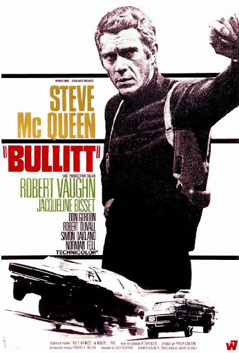 Bullitt |1968 | Film complet en français
