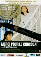 Merci pour le chocolat |2000 | Film complet en français