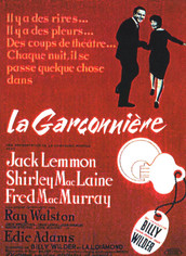 La Garçonnière |1960 | Film complet en français